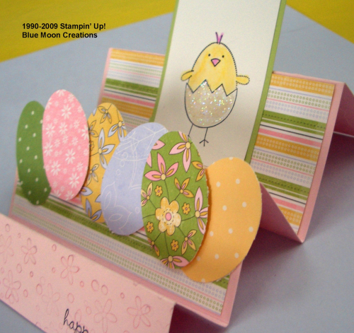 Stair Step Easter card 1 006