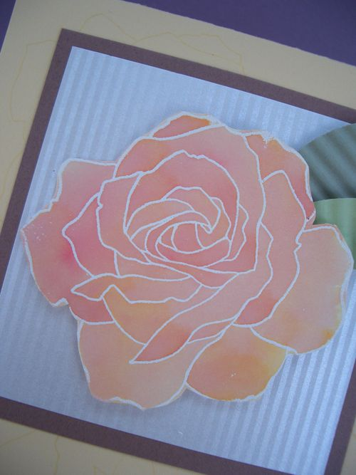 Watercolor Roses 051