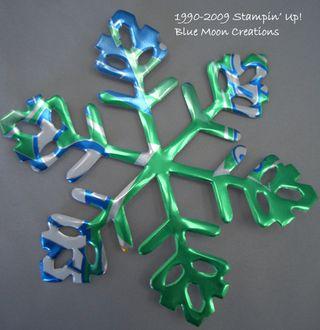 Aluminum Snowflakes 007