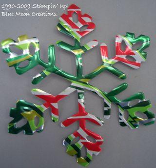 Aluminum Snowflakes 006