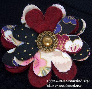 Fabric pins 026