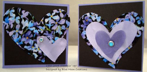 Fabric circles and flowers 056