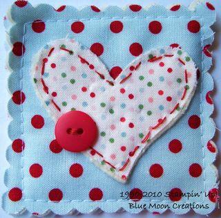 Fabric Coasters 020