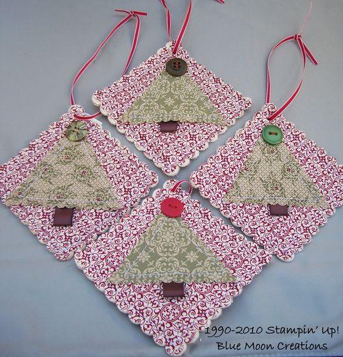 Fabric Coasters 022