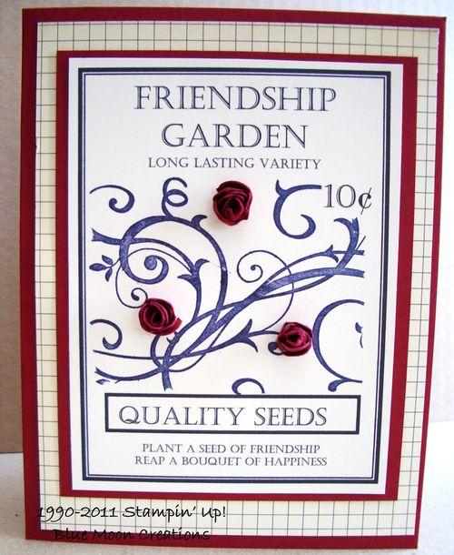 Rolled Flower Friendship Garden 020