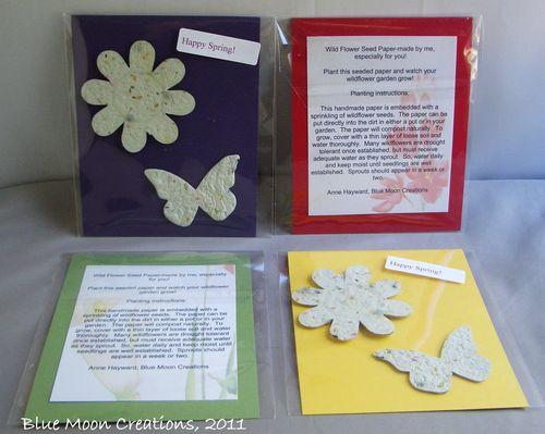 Handmade paper 077