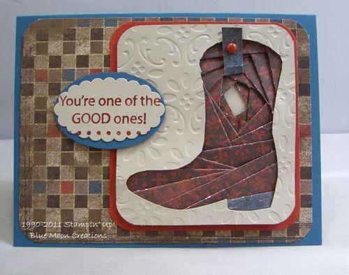 Iris Fold Cowboy Boot 011