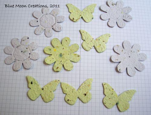 Handmade paper 037