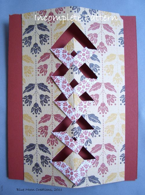 Lattice cards 030