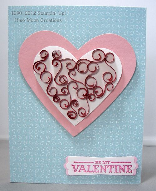 Quilled Hearts 001