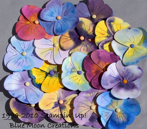 Butterfly Pansies 018