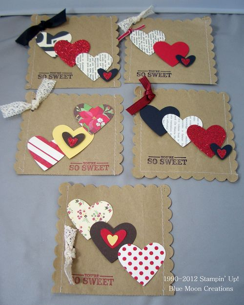 Kraft paper gift bags 004