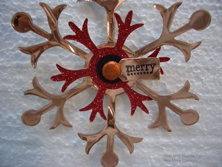 Keepsake Ornament 061