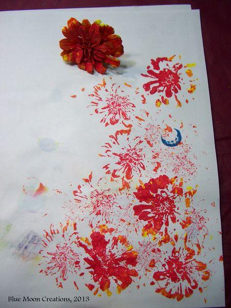 Flower Stamping 010