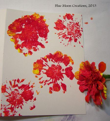 Flower Stamping 007