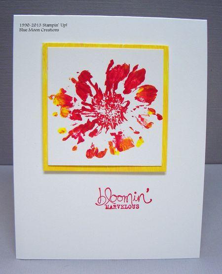 Flower Stamping 016