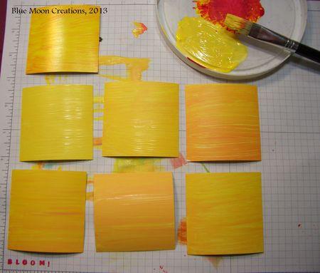 Flower Stamping 013