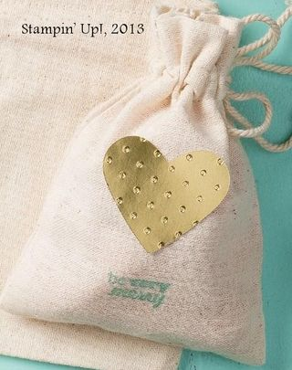 Be Very Merry Muslin Bag
