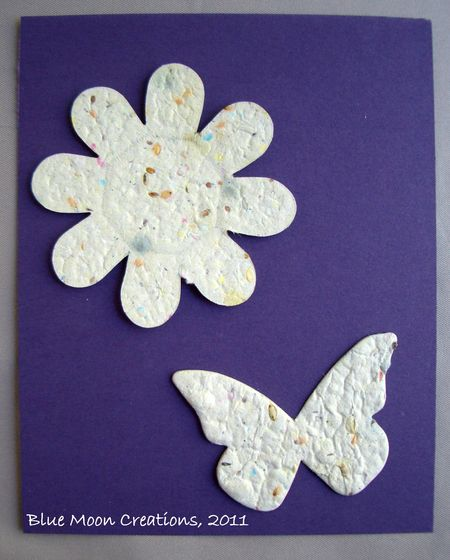 Handmade paper 070