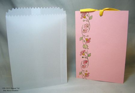 Mini Treat Bag Thinlits 004