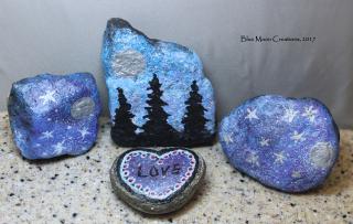 Galaxy Rocks