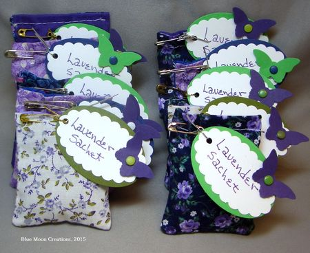 Lavender Sachets 006