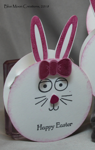 Easter Bunny close up