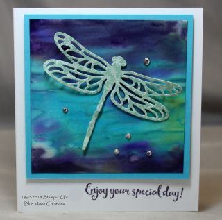 Dragonfly Dreams Hand Sanitizer Background