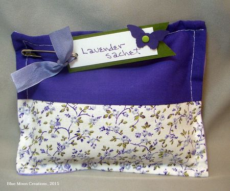 Lavender Sachets 002