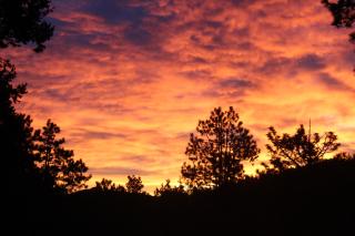 Marlene's sunrise