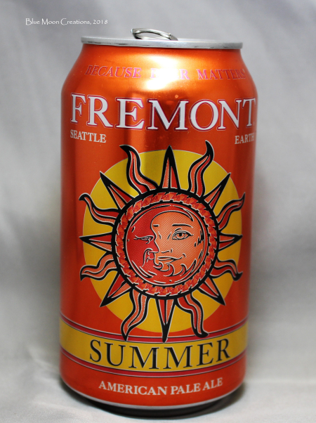 Fremont brewing can