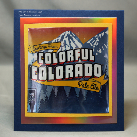 Left Hand Brewery Colorful Colorado Pale Ale