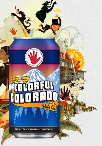 Colorful Colorado Pale Ale