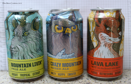 Crazy Mountain cans