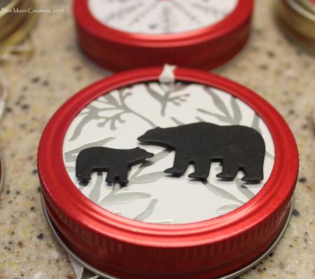 Mason jar bears