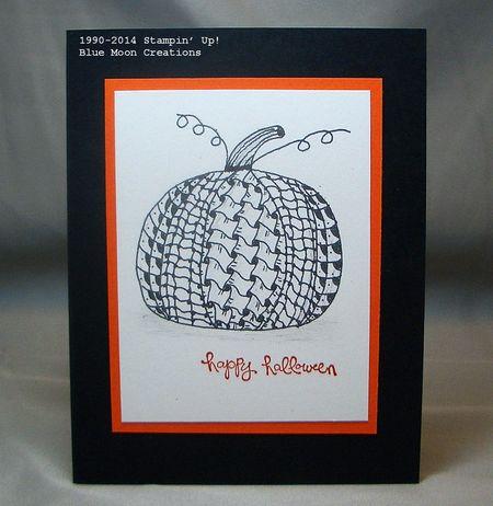 Tangled Pumpkin