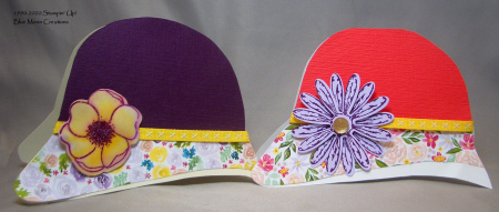 Cloche spring hats