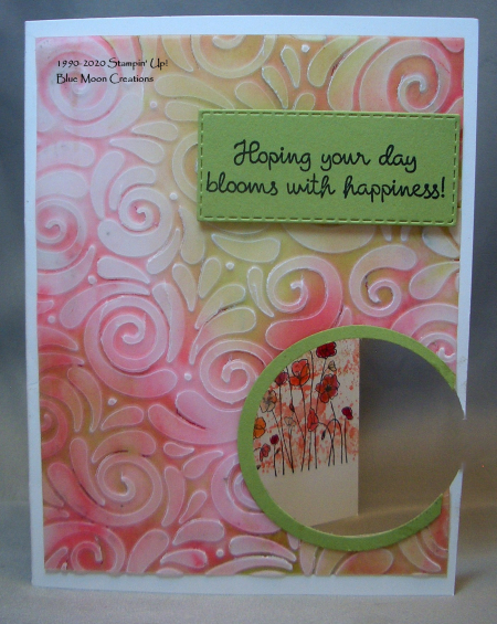 Stampin' Blends Vellum