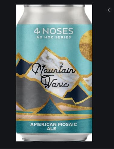 Mountain Wave 4 Noses Brewing Co