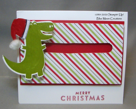 Dinoroar spinner card