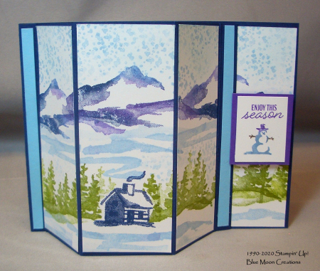 Bay Window Card