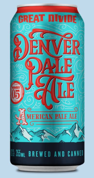 Great divide denver pale ale american pale ale