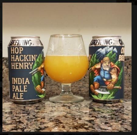 Odd 13 Hop Hackin' Henry