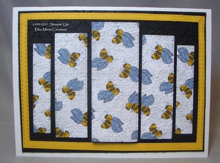 Shenandoah quilt card bees